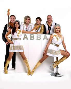 abba tribute band scotland