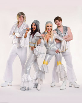 abba tribute glasgow