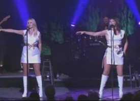 abba tribute scotland